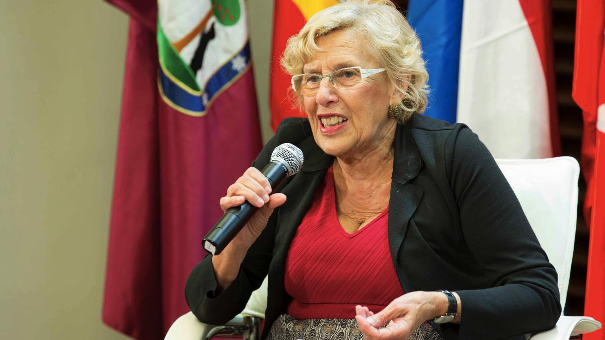 Manuela Carmena. (Foto: EFE)