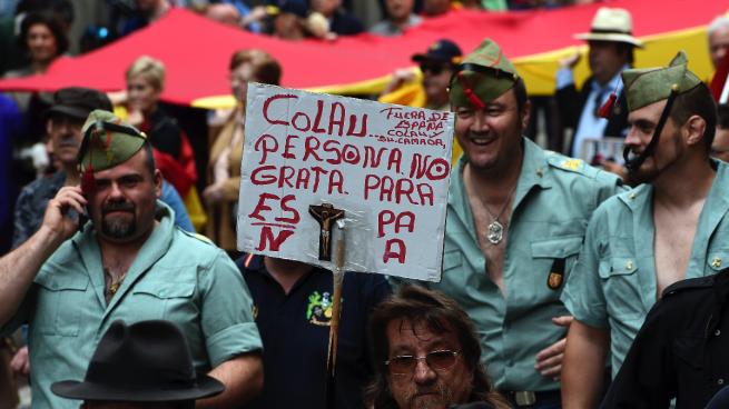 El presidente de Melilla pide a Carmena que deje «tranquila» a la Legión