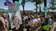 Acto de campaña de Ahora Madrid. (Foto: AM)
