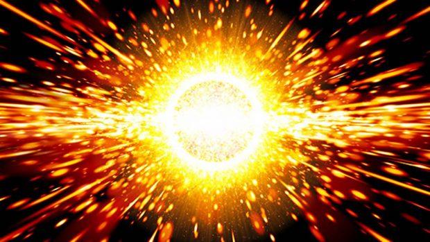 Teorías del origen del universo - 01