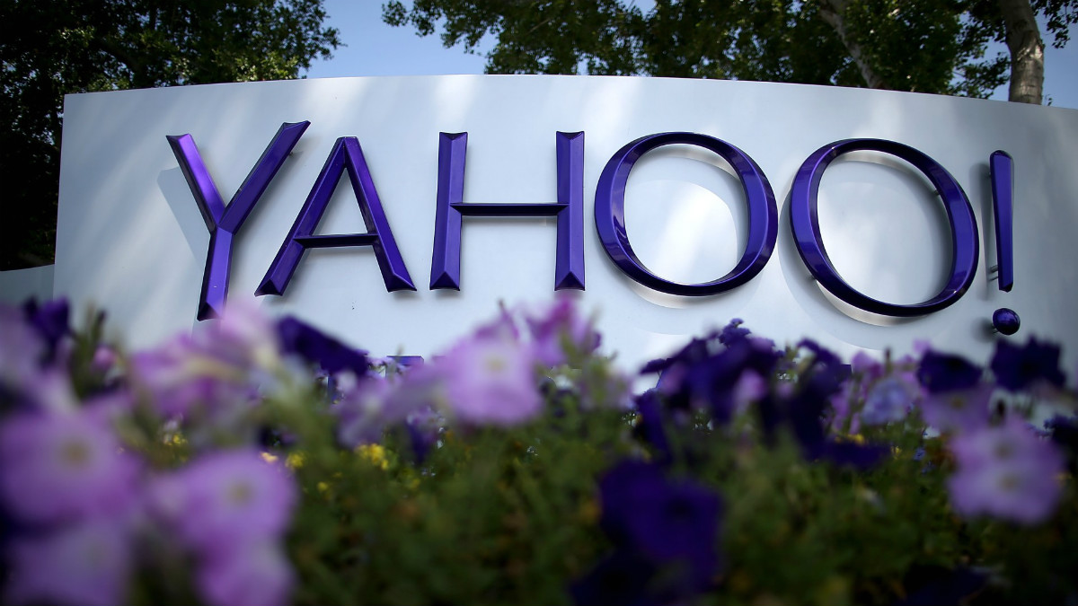 Sede central de Yahoo en Sunnyvale, California. (Foto: Getty)