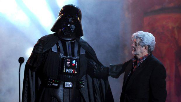 George Lucas (Foto: GETTY).