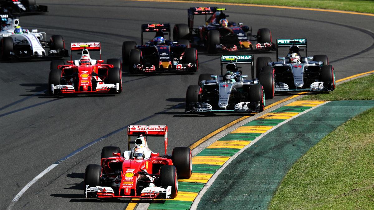 La Fórmula 1, tal y como la conocemos hoy en día, puede cambiar radicalmente con la llegada de Liberty Media. (Getty)