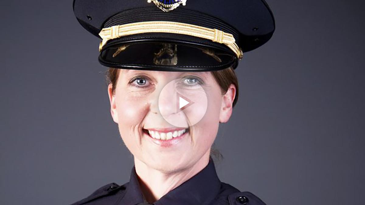Betty Shelby. (Policía de Tulsa)
