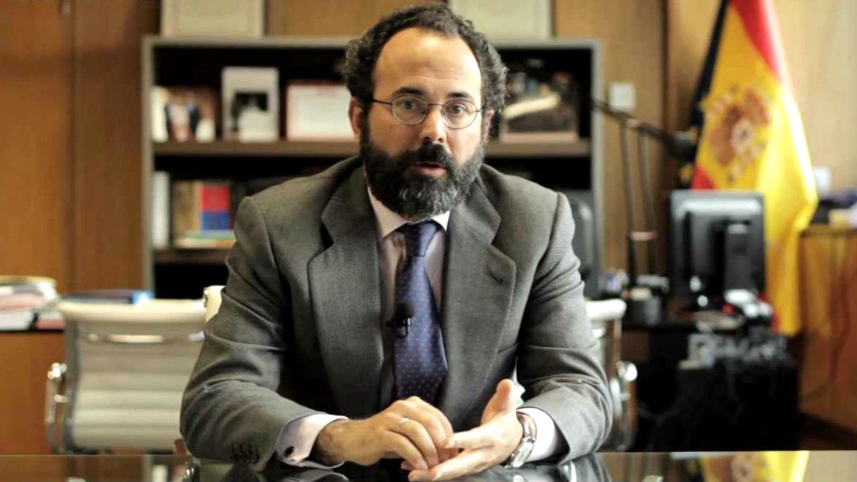 El ex subsecretario de Economía y Competitividad Miguel Temboury.