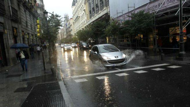 Hasta 11 provincias están en alerta este domingo por lluvias y tormentas