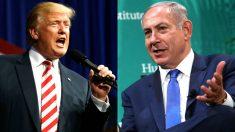 Donald Trump y Benjamin Netanyahu en imágenes recientes (Foto: Reuters).