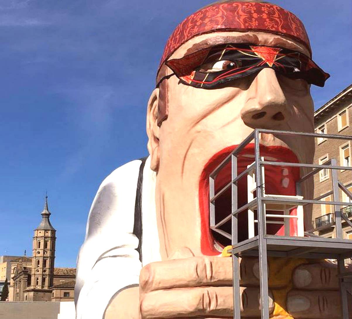 Horario del Tragachicos en las Fiestas del Pilar 2016
