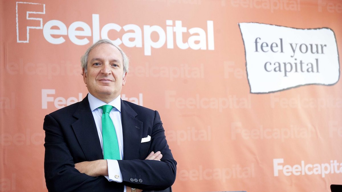 Antonio Banda, CEO de Feelcapital.
