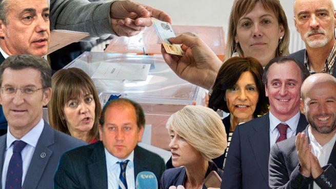Las elecciones vascas y gallegas minuto a minuto