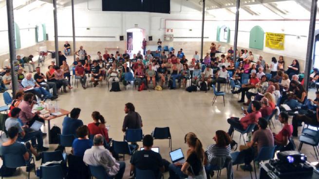 Las bases de Ahora Madrid piden a 'su' alcaldesa Manuela Carmena que cumpla el programa
