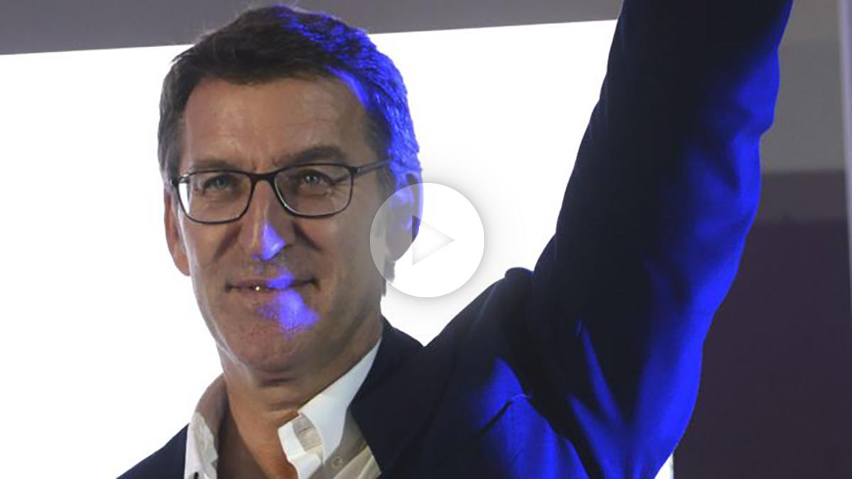 El presidente de la Xunta de Galicia, Alberto Nuñez Feijóo (Foto: Efe)