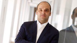 José Carlos Díez, flamante fichaje del PSOE