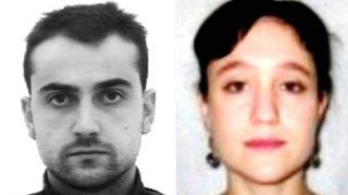 Los etarras Oier Gómez Mielgo e Itziar Moreno, condenados a 15 años por intento de asesinato.