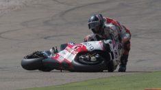 Scott Redding no se ha cortado a la hora de criticar a su compañero de equipo después de que éste le tirase en el GP de Aragón de MotoGP. (Getty)