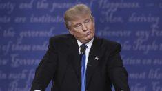 Donald Trump, presidente electo de Estados Unidos (AFP)