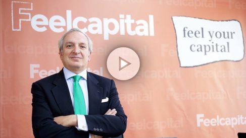 Antonio Banda, CEO de FeelCapital.