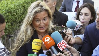 Virginia López Negrete. (Foto: EFE)
