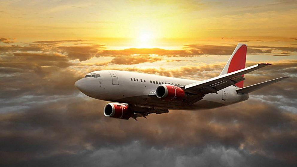 aaviones comerciales velocidad vuelos
