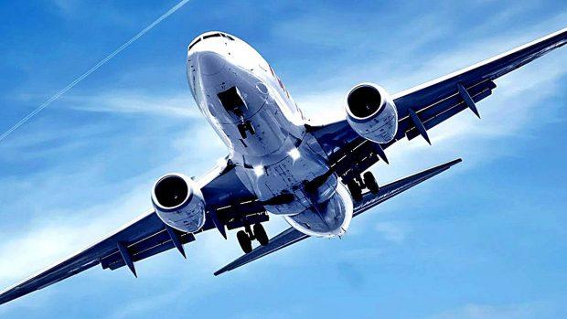 aviones comerciales velocidad vuelos