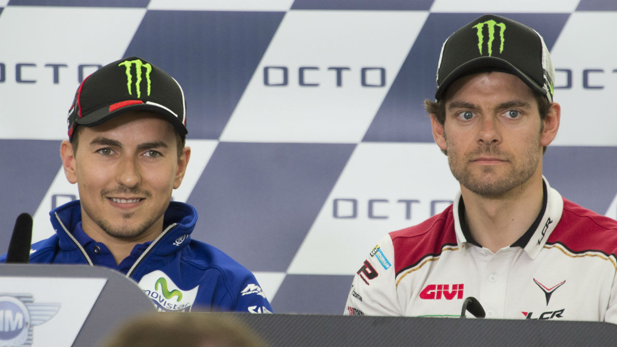 Crutchlow considera que Lorenzo no es el campeón que necesita Ducati. (Getty)