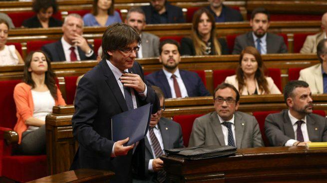 """Pastor aún no ha recibido la carta de Puigdemont: """"Sólo sabemos lo que vemos en prensa"""""""