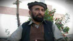 Zabihula Muyahid, portavoz de los talibanes.