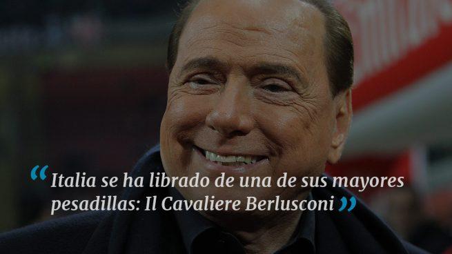 Berlusconi cumple 80 años: el ocaso de un líder indeseable
