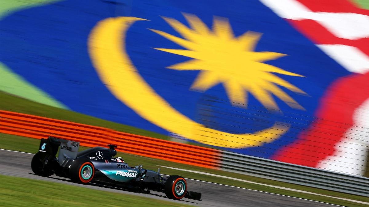La Fórmula 1 regresa este fin de semana con la disputa del Gran Premio de Malasia. (Getty)