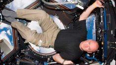 Scott Kelly ha vivido 340 días fuera de la Tierra