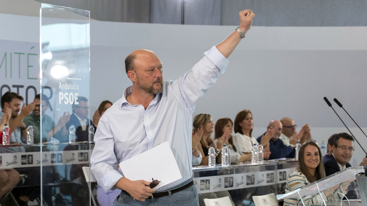 Antonio Pradas. (Foto: EFE)