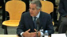 Miguel Blesa durante su declaración este viernes (Foto: Efe).