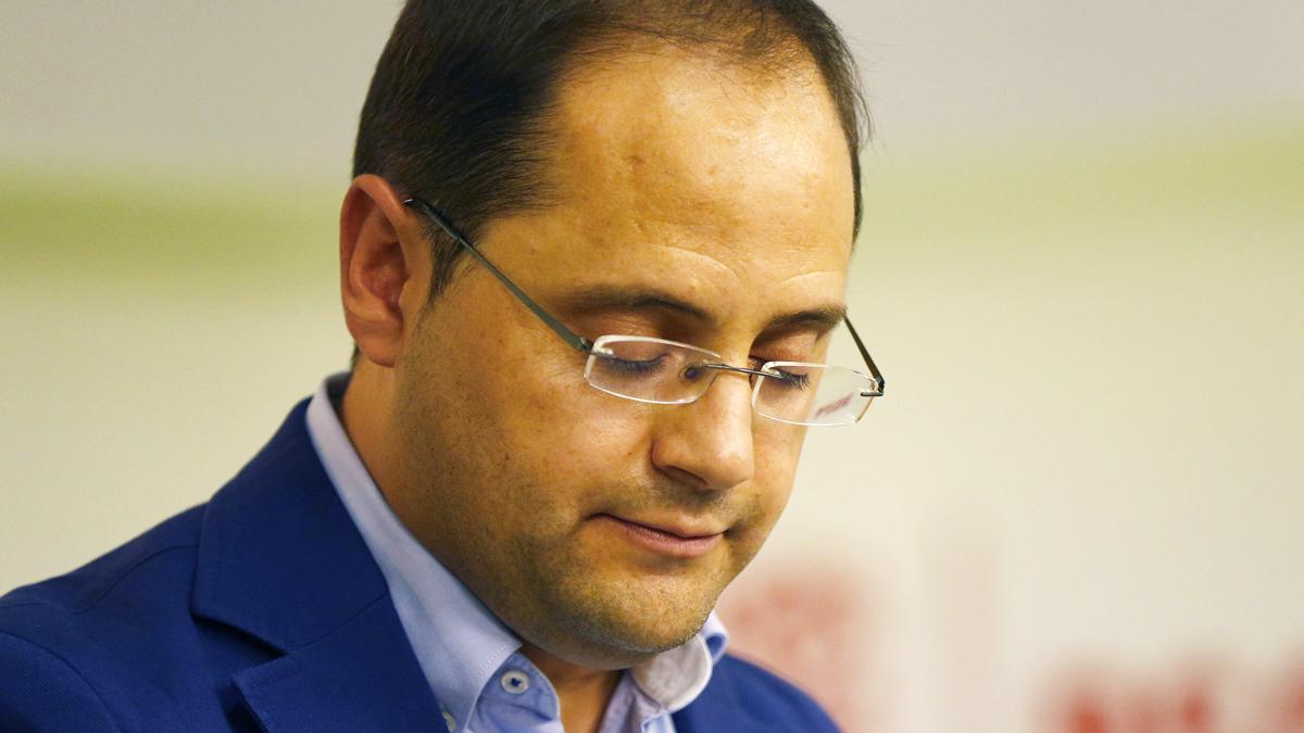 César Luena. (Foto: EFE)