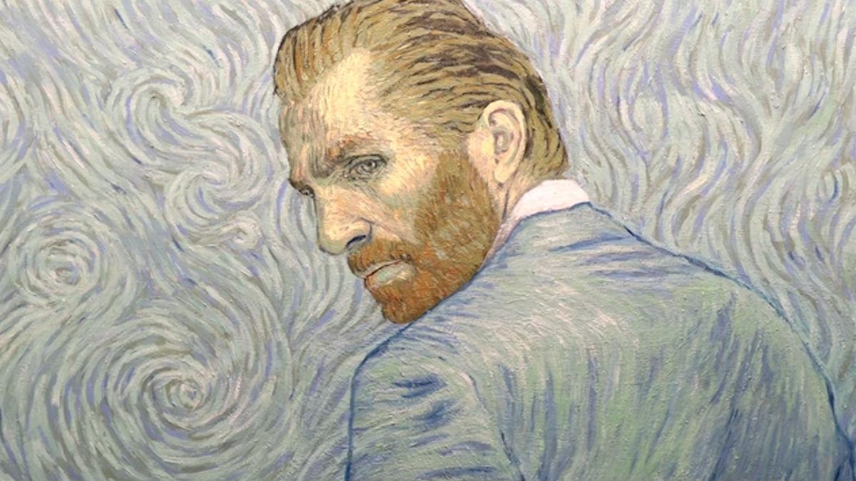 Autoretrato de Vincent van Gogh.