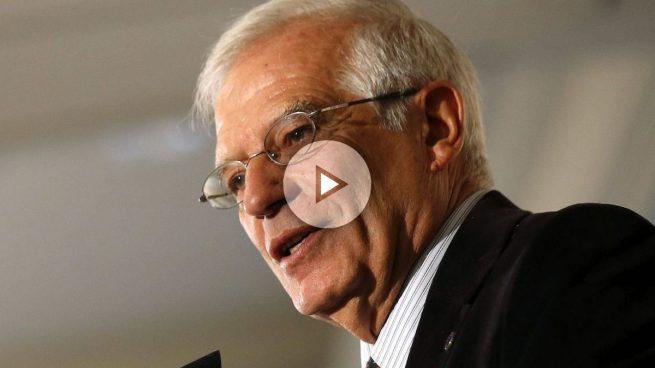 Borrell: «Díaz dijo en los medios que con 85 escaños no se puede gobernar, pero en el Comité Federal no dijo nada»