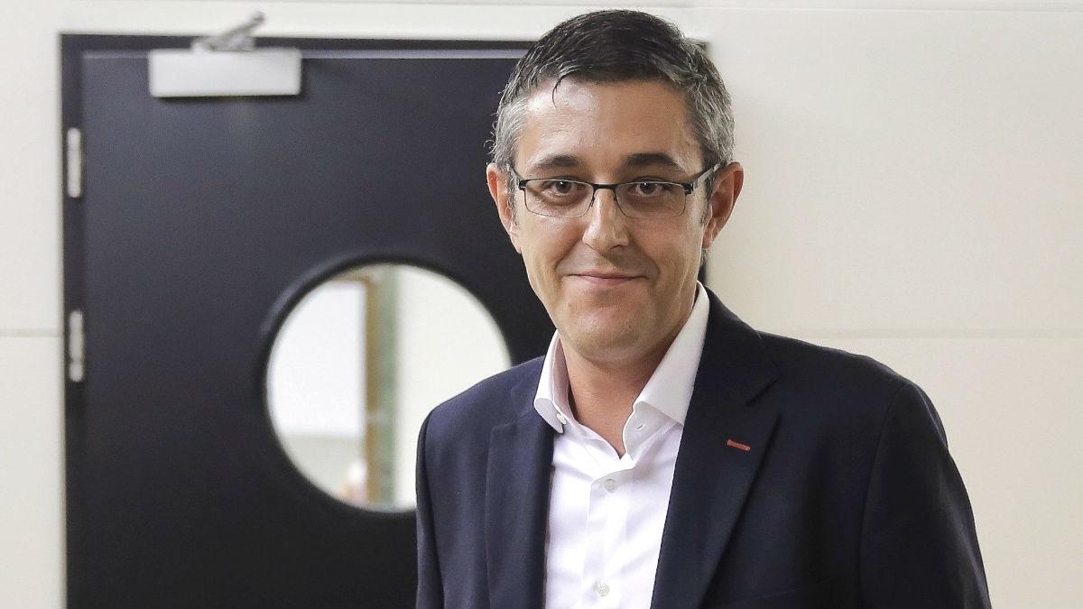 El diputado socialista, Eduardo Madina (Foto: Efe)
