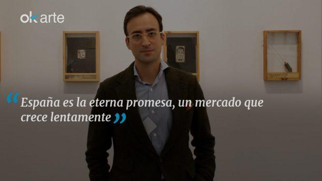 Guillermo Parra: «España es la eterna promesa, un mercado que crece lentamente»