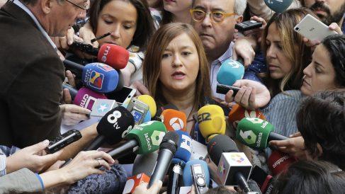 Verónica Pérez. (Foto: EFE)