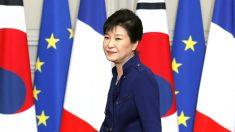 La ex presidenta de Corea del Sur (Foto: AFP).