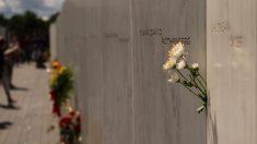 Monumento de homenaje a las víctimas del 11S en EEUU (Foto: Getty)