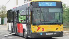 Novedades en los autobuses para las Fiestas del Pilar 2016