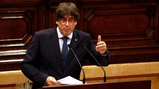 Puigdemont en una reciente imagen (Foto: Efe).