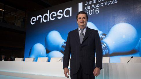 El presidente de Endesa, Borja Prado. (Foto: Endesa)