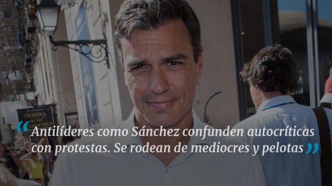 Sánchez: el ocaso del antilíder que quiso gobernar