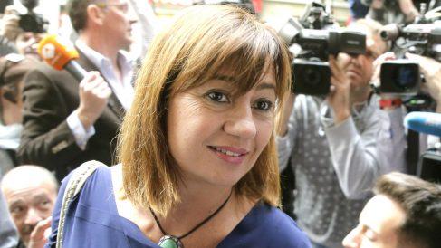 La presidenta balear Francina Armengol en una reciente imagen (Foto: Efe).
