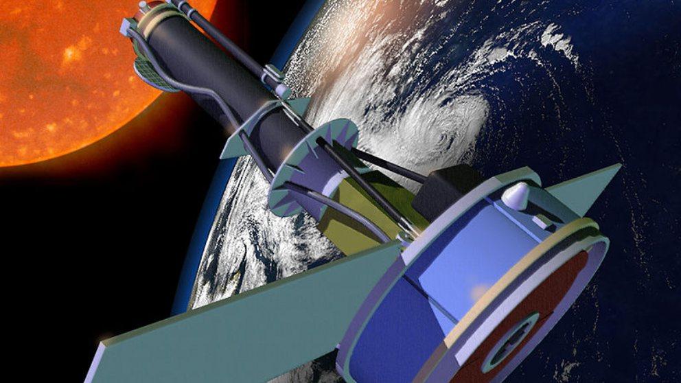 El satélite IRIS, el ojo que observa el Sol