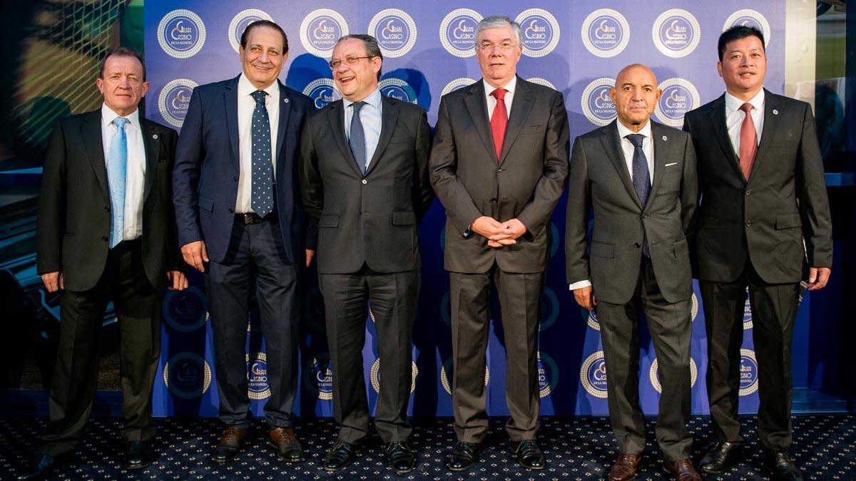 Inauguración del Gran Casino La Mancha.