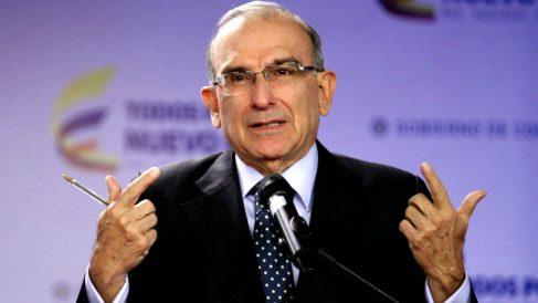 Humberto de la Calle, jefe negociador del Gobierno colombiano con las FARC.
