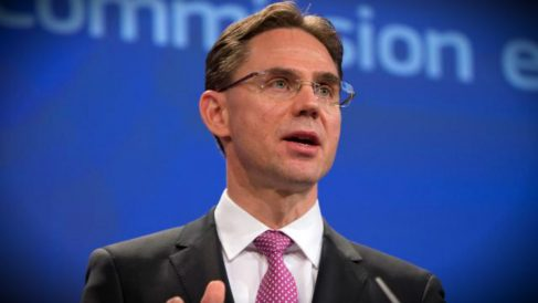 El vicepresidente de la Comisión europea Jyrki Katainen. (CE)