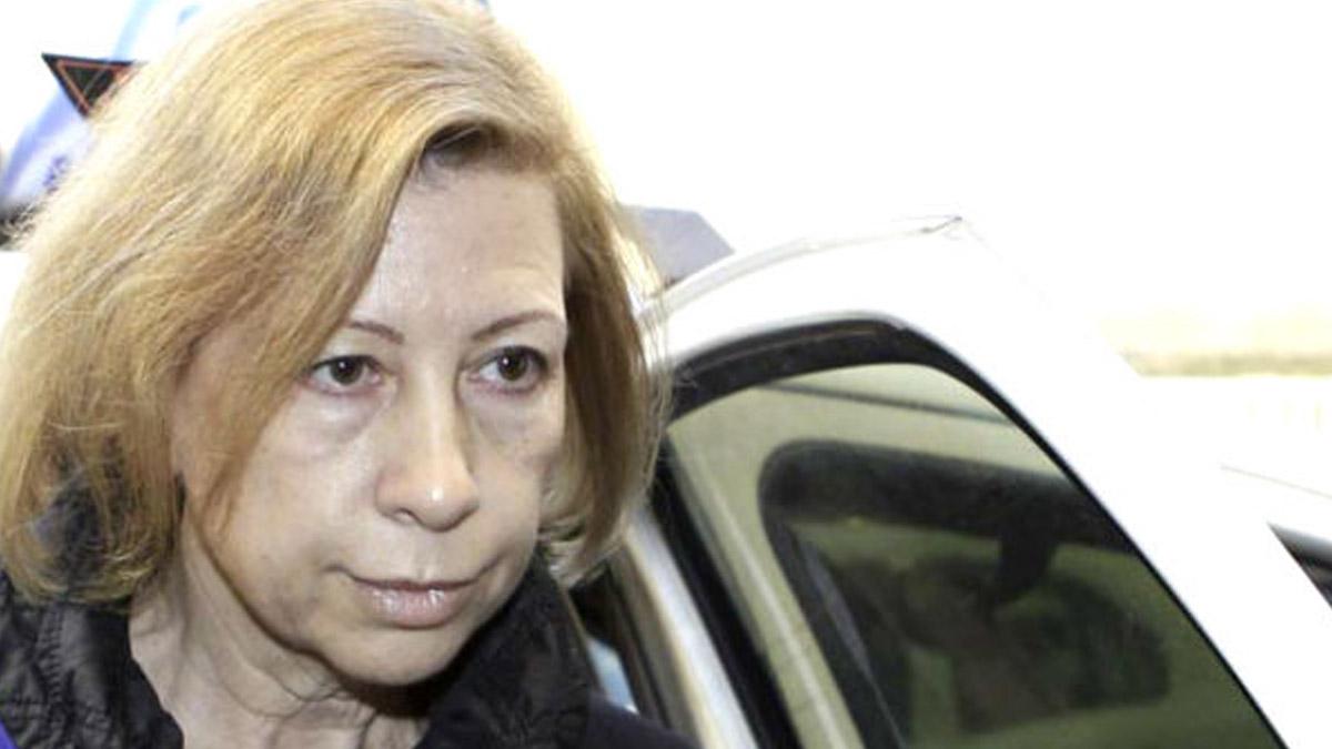 La ex presidenta de Unió Mallorquina, Maria Antònia Munar.
